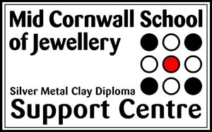 Mid Cornwall School of Jewellery Support Centre Logo